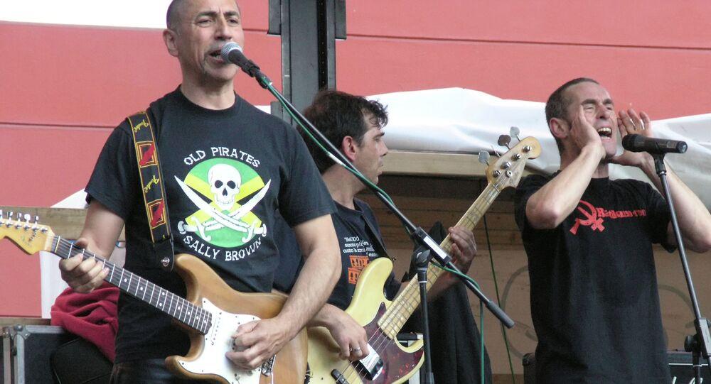 Ska-Punk-Band Banda Bassotti