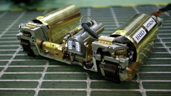 Nuclear probe robot - Sputnik International