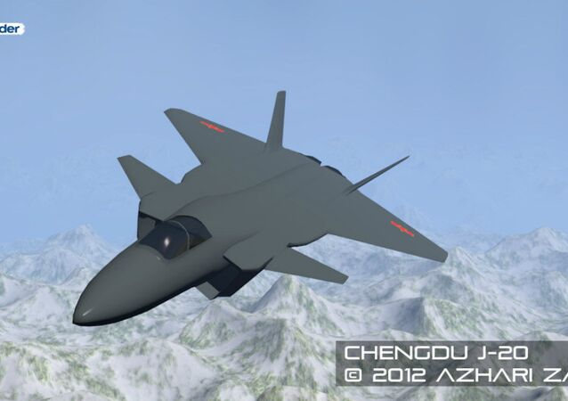 The Chinese Stealth Fighter, Chengdu J-20