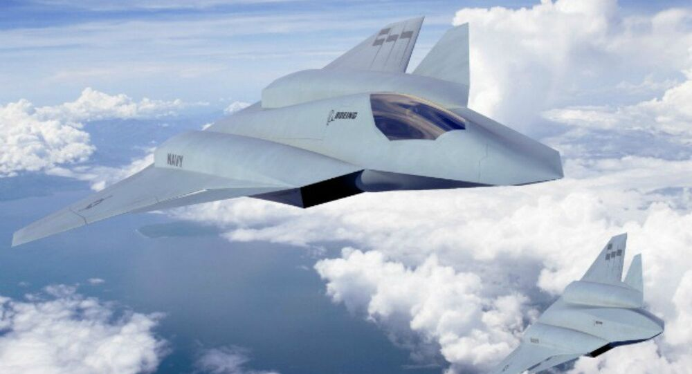 Boeing unveils updated F/A-XX sixth-gen fighter concept