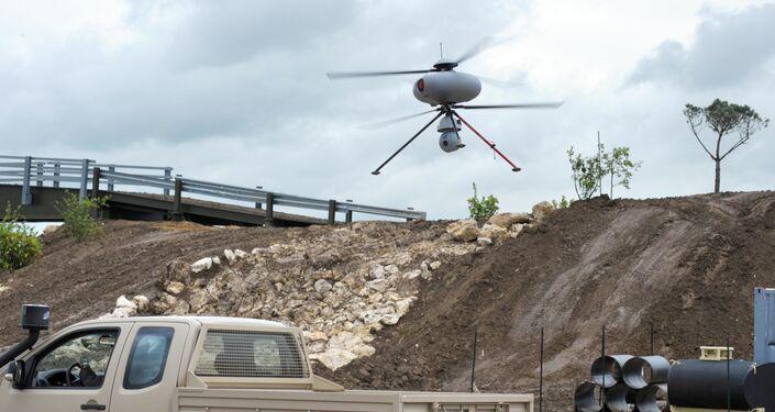 Mini-UAV
