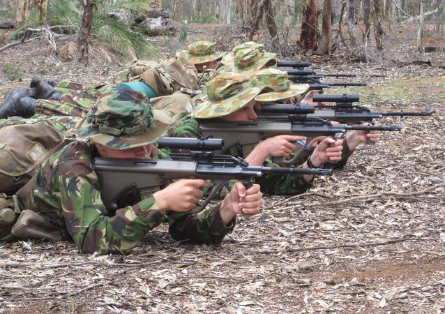 Exercise Southern Cross