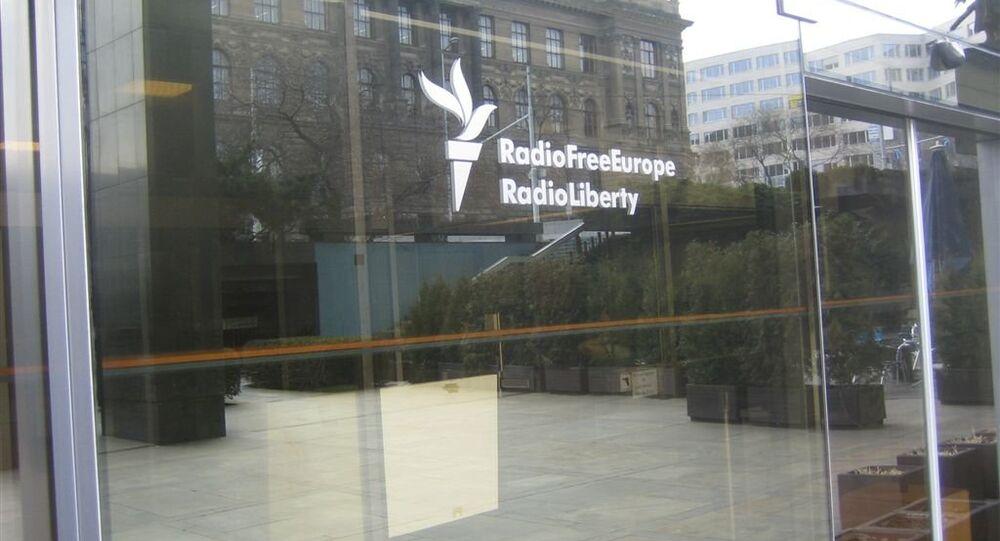 Radio Free Europe / Radio Liberty, Prague