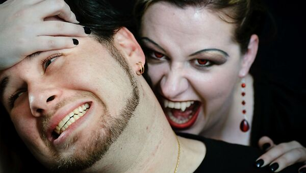 Vampires - Sputnik International