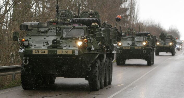 US paratroopers of the 173rd Airborne Brigade have arrived in Ukraine to commence Operation Fearless Guardian.