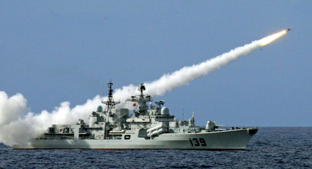 China is outfitting new naval destroyers with their potent new anti-ship missiles, which pose serious challenges to US naval defenses.