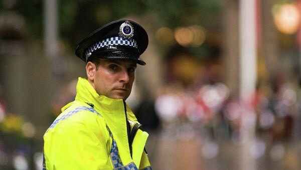 Australian Police Officer - Sputnik International