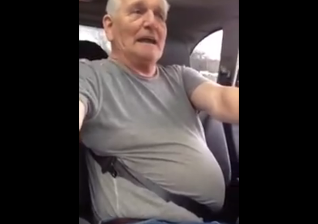 Maine Man Trapped by Seatbelt
