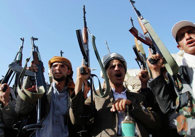 Shiite Houthi rebels