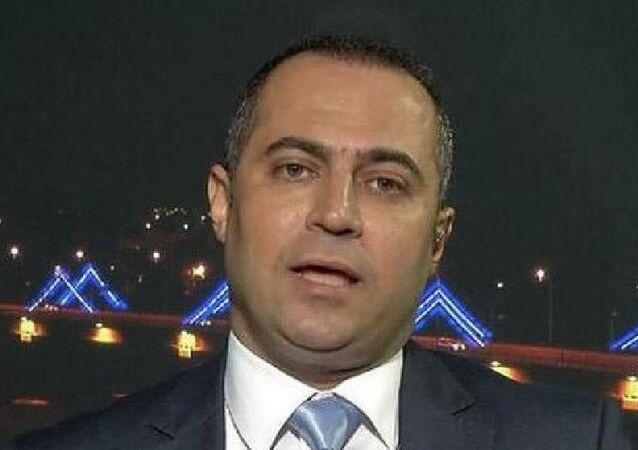 Iraqi Prime Minister Haider Abadi's spokesman Rafid Jaboori