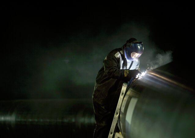 Gaz pipeline