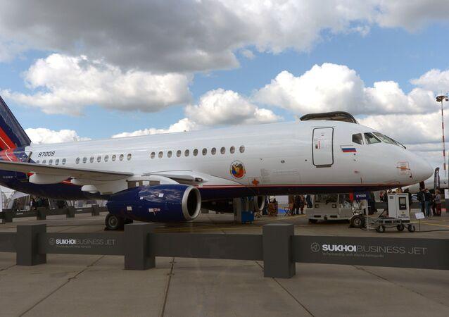 Sukhoi Superjet 100