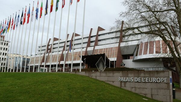 Building of the Parliamentary Assembly Council of Europe (PACE) in Strasbourg, France - Sputnik International