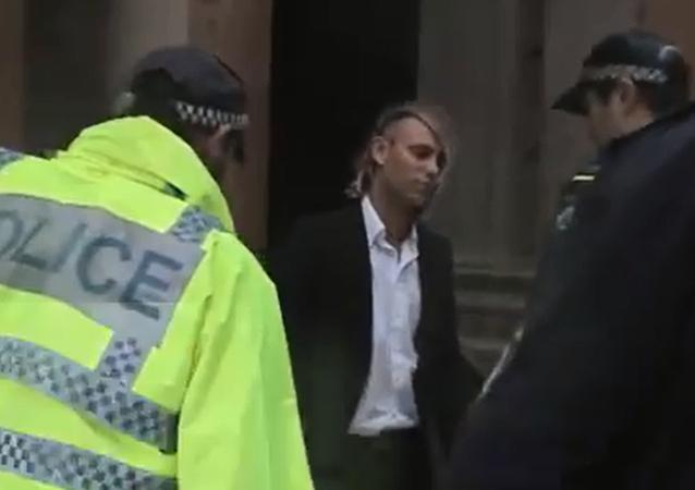 Sydney Police Arrest 420 Activist