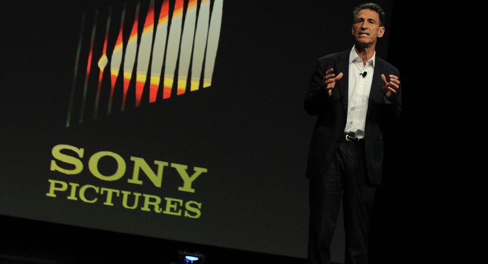 Sony CEO Michael Lynton