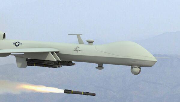 US Predator drone - Sputnik International