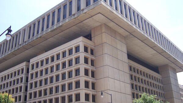 FBI headquarters in Washington, DC - Sputnik International