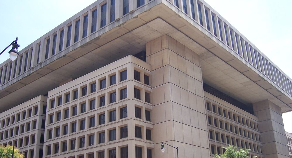 FBI headquarters in Washington, DC