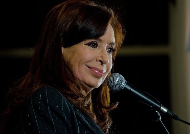 A prosecutor in Argentina dismissed charges against President Cristina Fernandez de Kirchner Monday, ending any legal proceedings over allegations that she tried to cover up the involvement of Iranian officials in the 1994 bombing of a Jewish center.