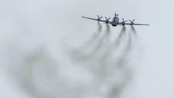 Russian Navy receives Ilyushin Il-38N anti-submarine warfare aircraft - Sputnik International