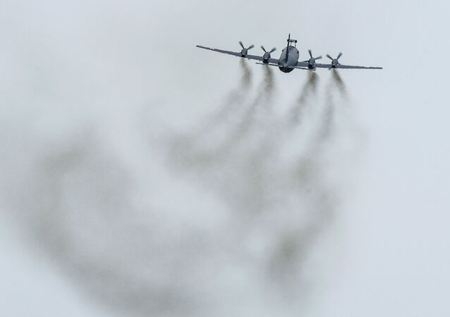 Russian Navy receives Ilyushin Il-38N anti-submarine warfare aircraft