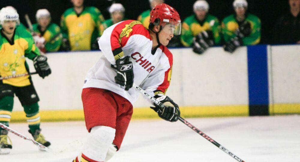 Chinese ice hockey