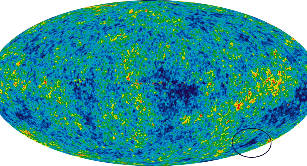 The CMB Cold Spot