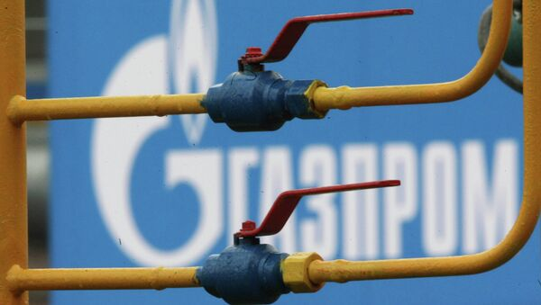 Russia's energy giant Gazprom considers European Commission's anti-trust charges unfounded - Sputnik International