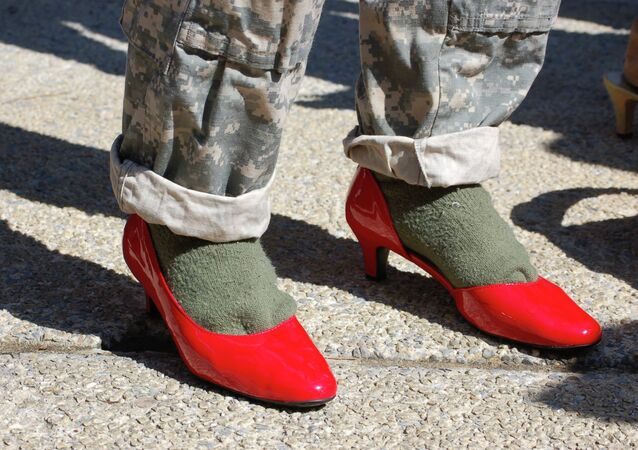 Slippery Slope? US Army Cadets Ordered to Walk a Mile in Heels