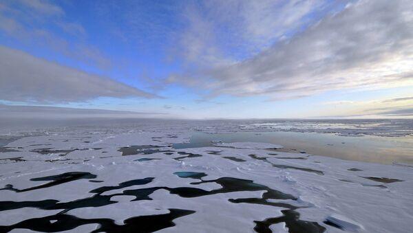 Arctic Sky - Sputnik International