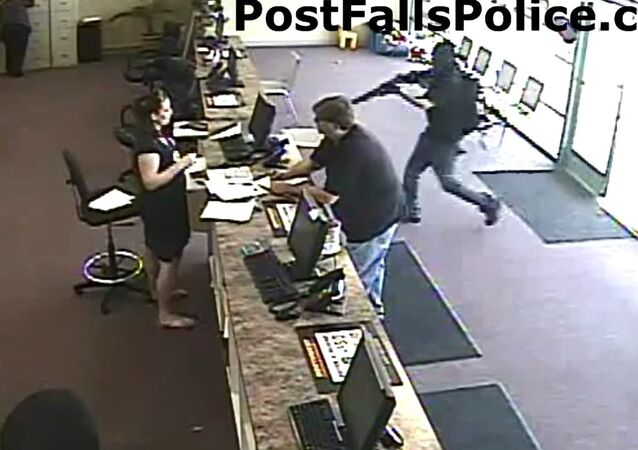 60 Second Bank Robbery