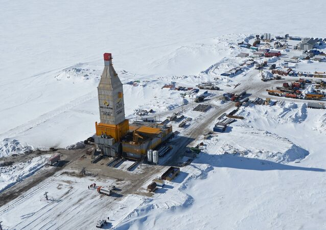 LNG plant construction in Yamal