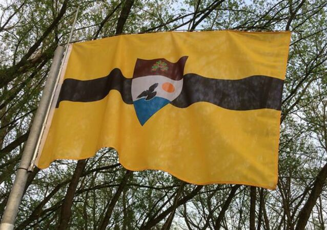 If you thought South Sudan was the world's youngest country, you are behind the times. Because last week, a man walked out to an unclaimed little bit of land just seven kilometers square tucked along the Danube between Croatia and Serbia, ran up a flag, and made a country: Liberland.