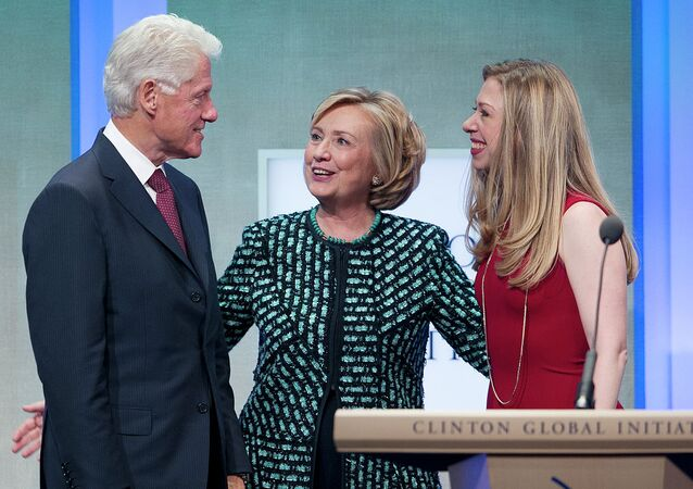 Clinton Charities to Re-File Taxes After Murky Foreign Donations Revealed