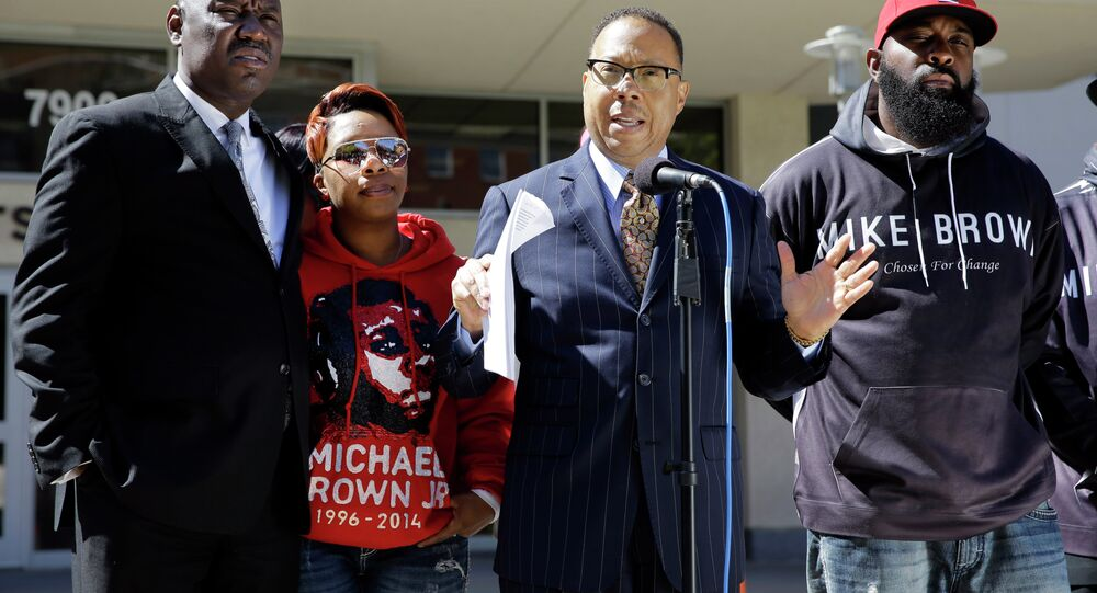 The family of Michael Brown, the unarmed teenager whose death at the hands of police in Ferguson, Mo. sparked protests across the country, has filed a wrongful death lawsuit against the city.