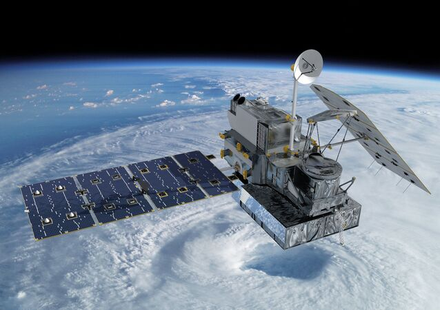 The Pentagon may soon be forbidden from using Russian or Chinese weather satellites.
