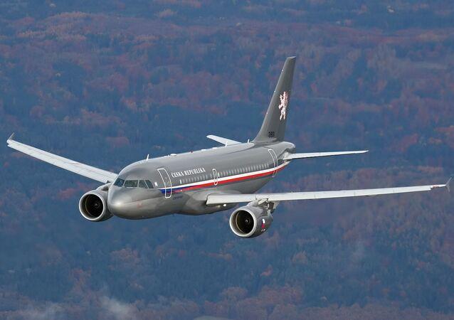 A Czech plane