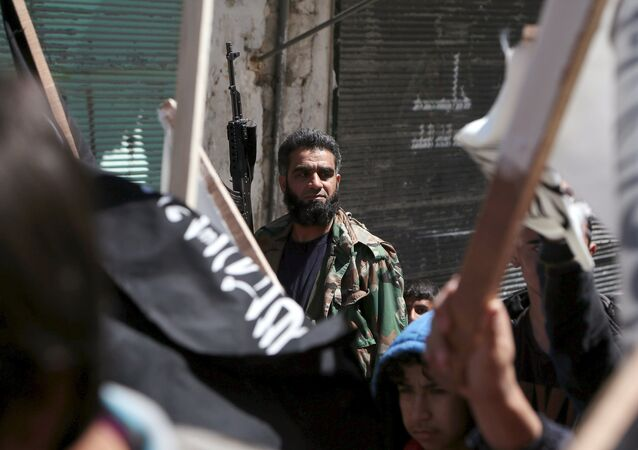 Militants including Nusra Front fighters, al-Qaeda's affiliate in Syria, captured large areas of Jisr al-Shughour town in the northwest of the country, after days of fierce battles.