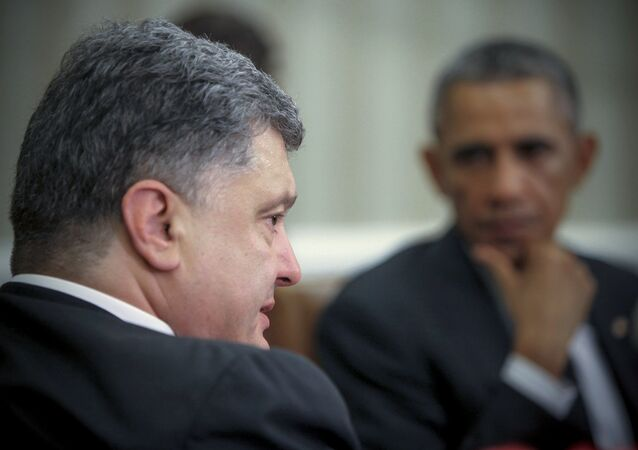 Poroshenko's visit to the USA