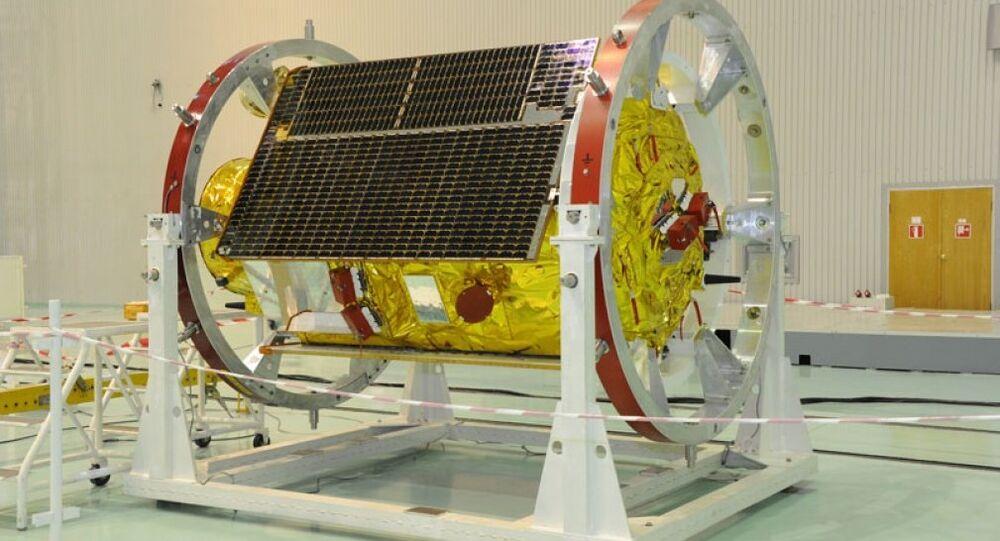 EgyptSat 2 sattelite