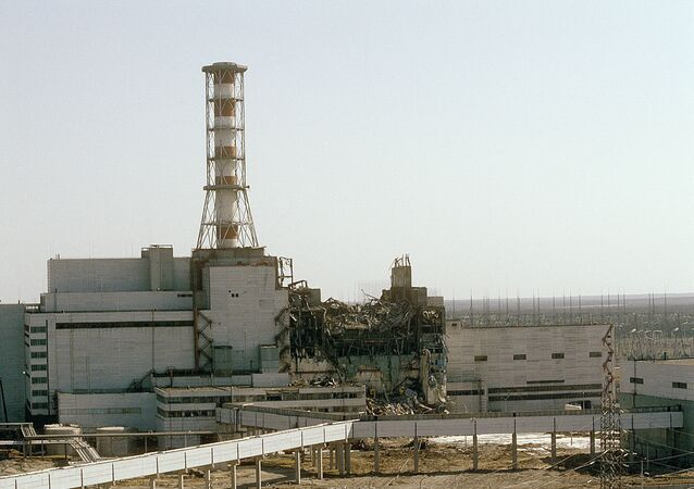 The Chernobyl Nuclear Power Station