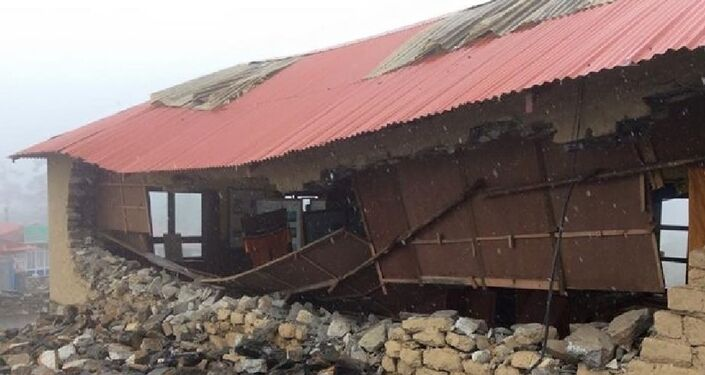 Massive Nepal Earthquake