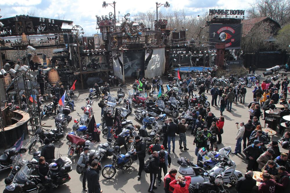 From Moscow to Berlin on Bikes: Night Wolves' Victory Day Rally