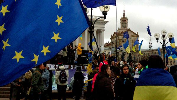 EU Should Slow Down Ukraine Discussions Amid Donbass Conflict - Sputnik International