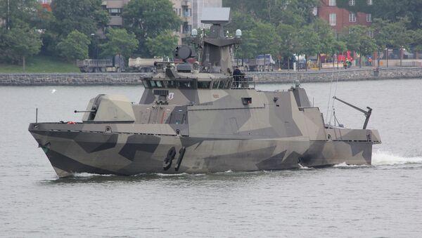 Finnish missile boat Tornio - Sputnik International