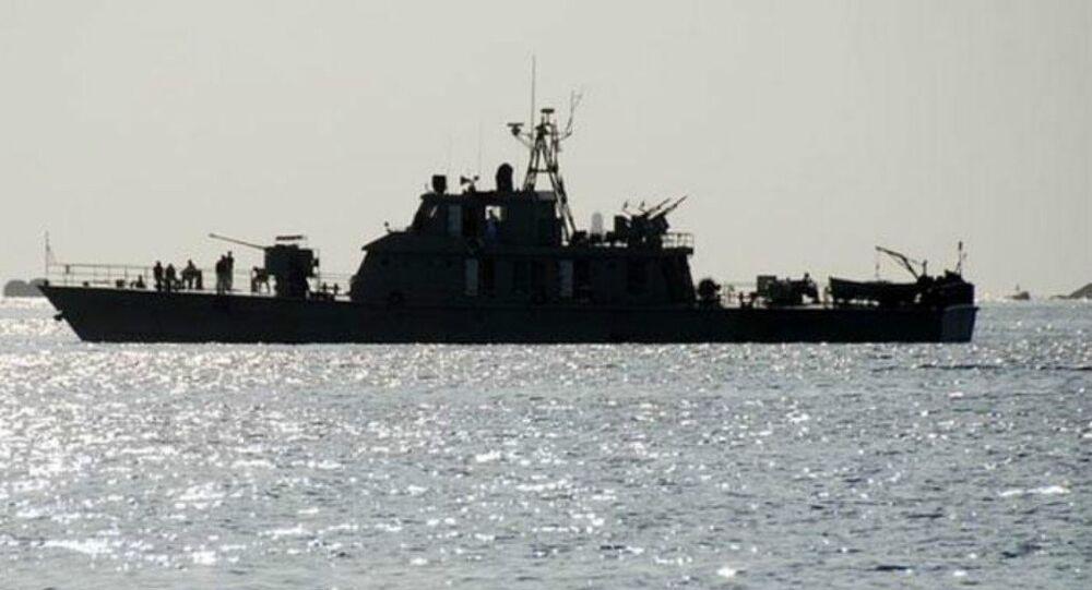 Iranian navy seized US ship MV MaerskTigris under court order