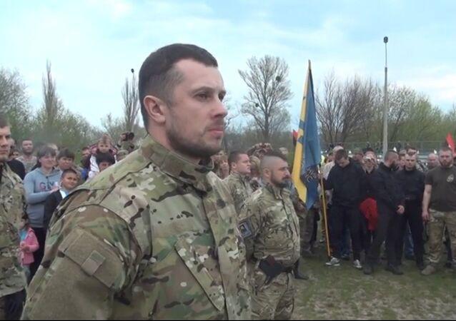 Azov Commander Andrei Beletsky