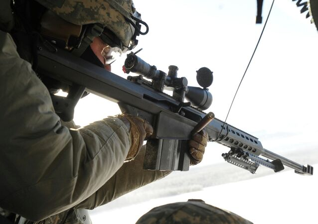 In a rather unnerving development, the US military has released footage demonstrating new smart self-steering bullets that can change direction to hit moving targets, perhaps guaranteeing that snipers almost never miss.