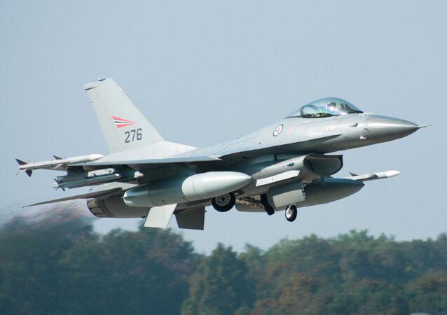 Norwegian Air Force F-16AM