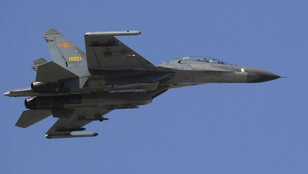 J-11 fighter jet - Sputnik International